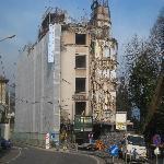 Meina demolizione hotel Meina